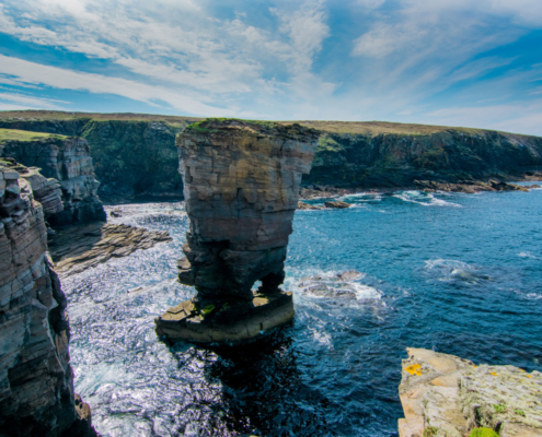Expedition Wildes Schottland Und Island Zeitreise Durch Highlands Und Fjorde Eisexpeditionen